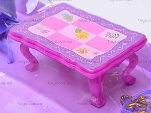 Кукольный замок с принцессой, 2305-B, магазин игрушек