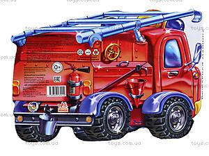 Забавные машинки «Пожарная машина», М15472Р, купить