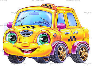 Детская книга-мини «Такси», М324001Р, цена
