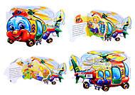 Детская книга-мини «Вертолет», М324007Р, отзывы