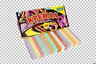 Квадратный цветной мел для рисования, КК1415, фото