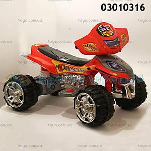Квадроцикл для детей, 03010316 KP (