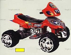 Квадроцикл-электромобиль, желтый, ZP5118(VC118)