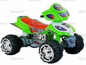 Квадроцикл для детей Extreme Quad, U-018, купить