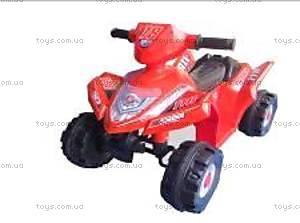 Квадроцикл с электродвигателем, K-003