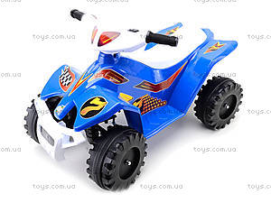 Детский квадроцикл «Квадрик», 426, детские игрушки