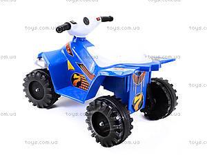 Детский квадроцикл «Квадрик», 426, магазин игрушек