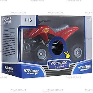Детский квадроцикл «Монстр», 70032-00-CIS
