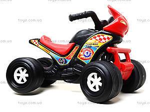 Детская каталка «Квадроцикл», 4104, фото