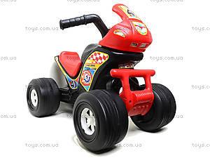 Детская каталка «Квадроцикл», 4104, отзывы