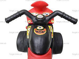 Детская каталка «Квадроцикл», 4104, магазин игрушек