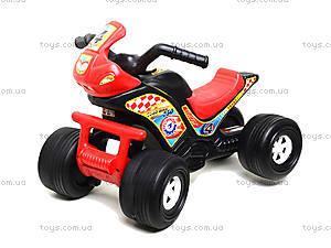 Детская каталка «Квадроцикл», 4104, toys.com.ua