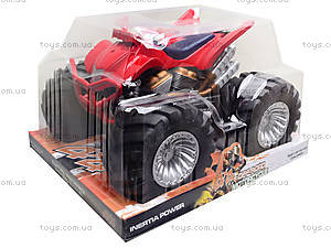 Инерционный квадроцикл для детей, 3810, цена