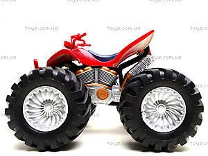 Инерционный квадроцикл для детей, 3810, детские игрушки