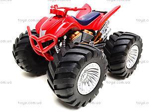 Инерционный квадроцикл для детей, 3810, toys.com.ua