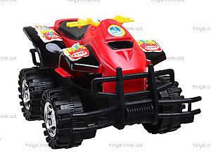 Инерционная игрушка «Квадроцикл», 5008, купить