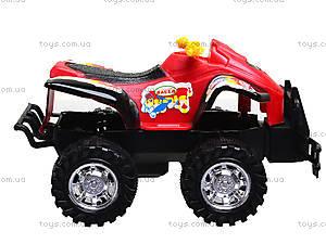 Инерционная игрушка «Квадроцикл», 5008, фото