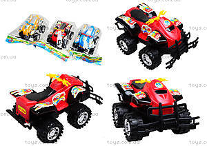 Инерционная игрушка «Квадроцикл», 5008
