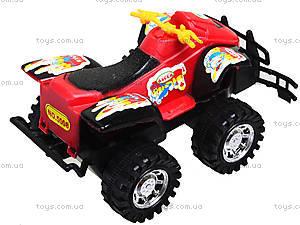 Инерционная игрушка «Квадроцикл», 5008, отзывы