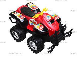 Инерционная игрушка «Квадроцикл», 5008, цена