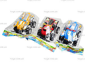 Инерционная игрушка «Квадроцикл», 5008, игрушки