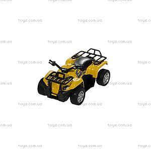 Инерционный квадроцикл 4Х4, 11019-6688-6, купить