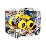 Квадроциклл инерционный «Super Champion» желтый, 8888-3A, фото