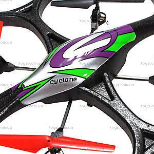 Квадрокоптер большой WL Toys Cyclone, WL-V262, магазин игрушек