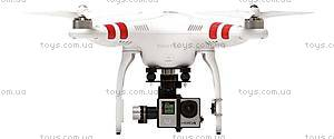 Квадрокоптер DJI Phantom 2 V2.0 H4-3D Edition с подвесом Zenmuse H4-3D для камер GoPro, DJI-PHANTOM-2-ZH4, фото