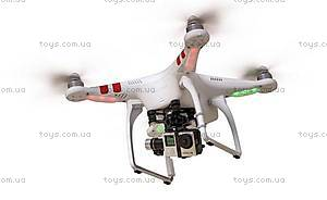 Квадрокоптер DJI Phantom 2 V2.0 H4-3D Edition с подвесом Zenmuse H4-3D для камер GoPro, DJI-PHANTOM-2-ZH4