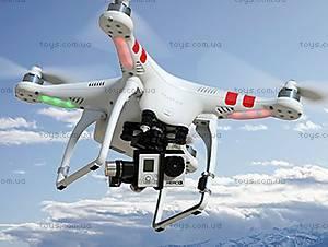Квадрокоптер DJI Phantom 2 V2.0 H4-3D Edition с подвесом Zenmuse H4-3D для камер GoPro, DJI-PHANTOM-2-ZH4, отзывы