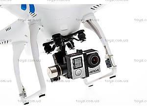Квадрокоптер DJI Phantom 2 V2.0 H4-3D Edition с подвесом Zenmuse H4-3D для камер GoPro, DJI-PHANTOM-2-ZH4, цена