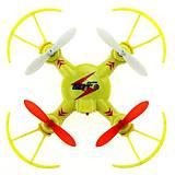 Радиоуправляемый квадрокоптер нано Mini Ufo, желтый, WL-V646-Ay, купити