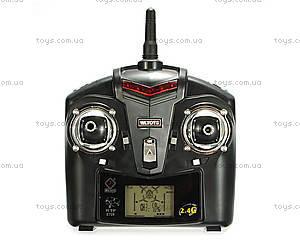 Квадрокоптер радиоуправляемый Beetle, оранжевый, WL-V929o, купить