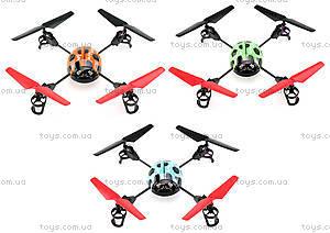 Квадрокоптер радиоуправляемый Beetle, синий, WL-V929b, купить