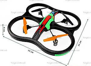 Квадрокоптер радиоуправляемый Intruder, X-X30, магазин игрушек