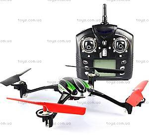 Радиоуправляемая игрушка «Квадрокоптер» Skylark с камерой, WL-V636c, купить