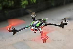 Радиоуправляемая игрушка «Квадрокоптер» Skylark с камерой, WL-V636c, отзывы