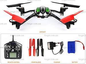 Радиоуправляемая игрушка «Квадрокоптер» Skylark с камерой, WL-V636c, детские игрушки