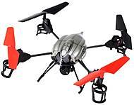 Квадрокоптер WL Toys Spray с водяной пушкой, WL-V979, игрушки