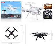 Квадрокоптер X5SW с камерой WiFi 2 цвета, X5SW, детские игрушки