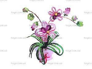 Набор для творчества «Орхидея из пайеток», 4742, купить
