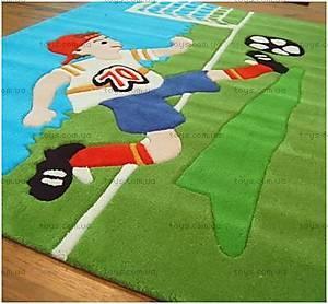 Детский ковер «Футболист», 4090/53 Joy, купить