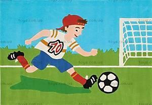 Детский ковер «Футболист», 4090/53 Joy