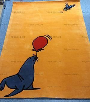 Детский ковер «Тюлень», 110*160 см, 225-28 Joy