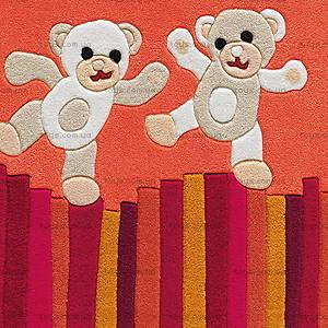 Детский ковер «Медвежата», 4117/40 joy, отзывы