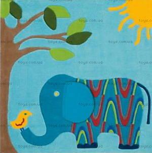 Детский ковер на пол «Слоник», 4050/64 joy