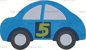 Детский ковер «Синяя машинка», 4031/53 Joy, купить