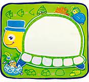 Коврик для рисования водой «Черепаха», 88603, отзывы