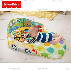 Игровой коврик Fisher-Price «Кабриолет», DFP07, купить